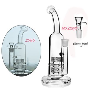 11,8 Mobius Matrice Perc Maxi Heady Dab Rigs verre Bong Big Smoking Water Pipe Bowl Accessoires eau Bongs narguilés