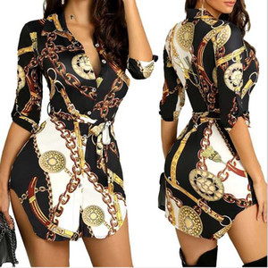 Boho Style Femmes Dentelle Robe D'été Lâche Casual Plage Mini Swing Dress En Mousseline De Soie Bikini Cover Up Womens Vêtements Sun Dress