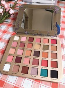 Dropshipping in stock Trucco palette di ombretti Chocolate Natural Love Natural Lust 30 colori ombretto con regalo