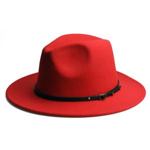 Femmes Fedoras Chapeaux Brim Large Outdoor Casquettes Rétro Western Vaquero Faux Suede cow-boy Loisirs Pare-soleil Hat DHL gratuit