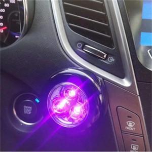Оптовый Горячая Продажа UVC 280 нм Mini бактерицидной лампа 3 светодиода Кабинет Стерилизатор автомобили УФ дезинфекция Свет