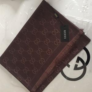 2019 Designer de cachecol de algodão macio fio-tingido jacquard padrão top designer cachecol xales dos homens e das mulheres 180 * 70 cm