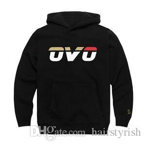 BRAND NEW October 039 s Very Own OVO Runner Logo Hoodie BlaCuCustomom XL Drake Hoody BNWT