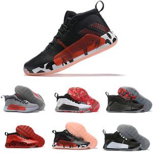 2019 новое прибытие Damian Lillard баскетбольная обувь Dame 5 All Skate men 4 3 2 оригинальный дизайнерский размер кроссовок 40-46