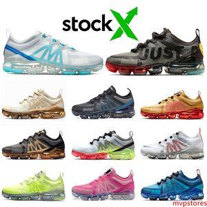 Fashion CPFM X Vomaxpor 2019 running shoes for men women Cactus Plant Flea Market University Wolf Grey Laser Fuchsia tn plus tennis sneakers