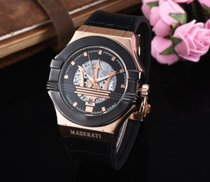 New men's famous brand watch men's world famous car watch luxury watches casual fashion men's watches luxury quartz watches