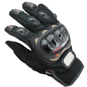 Markemens-Frauen-Radhandschuhe Motorrad Sport-Handschuhe Bike Griffige Fahrrad-Reiten Vollfinger lange Handschuhe