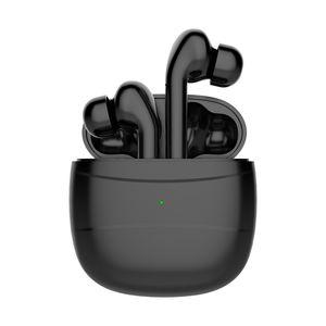 J3 TWS Auscultadores sem fios cancelamento do ruído em Auscultadores Auscultadores controlo de toque Bluetooth 5.0 Mini auscultadores com microfone e Siri