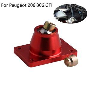Conector de la cabeza de la palanca de cambio de la palanca de cambio del engranaje del automóvil Cambio de la palanca de cambios corto Cambio rápido para Peugeot 206 306 GTI Diesel Citroen