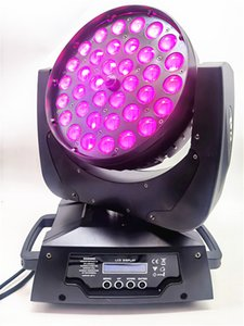 10X 36x12W 36x15W 36x18W 4in1 5in1 6in1 Zoom Led moving main light RGBWA UV DMX512 Led moving main wash beam effect light