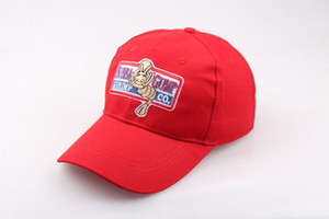 Новый дизайн 1994 Bubba Gump Shrimp CO. Бейсболка Форрест Гамп Костюм Косплей Вышитая кепка Snapback Летняя кепка