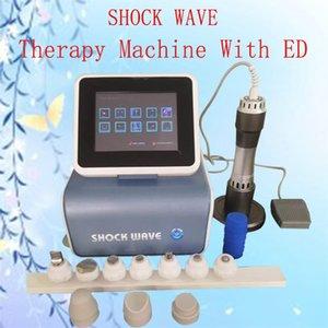 Physical ED treatment 통증 치료 시스템 Acoustic Shock Wave 치료 장비 Spot 부상 치료를위한 체외 충격파 기계