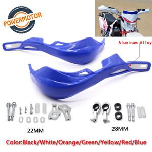 Motocicleta 22MM 28MM Handguard mão do guiador Handle Bar Guarda Proteja Escudo ForKTMHONDAYAMAHASUZUKIHONDA ATV Dirt Bike