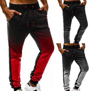 Estate Moda Uomo Sport Jogging fitness mutanda casuale allentato Pantaloni felpa con coulisse Pantalone jogging Streetwear Pantaloni Hombre