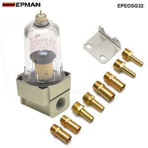 EPMAN автомобили Маслоотделитель Поймайте Резервуар Резервуар может отфильтровывать Примеси озадачена моторное масло Сепаратор EPEOSG32