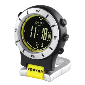 SPOVAN Smart Watch Altimeter Barometer Compass Portable Compass Military High Quality Camping Climbing Outdoor Campass Tool