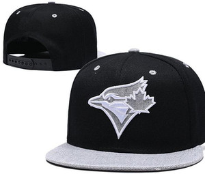 2020 Cheap Blue Jays hat Logo Cap snapback Baseball Caps Curved Flat brim Team Size ball Baseball Cap Women Men Classic Fashion Free Ship 05