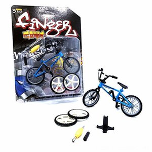 Mini Alloy Bike Bicycle Bmx Other Toyss For Children Boys Finger Scooter Novelty Gag Racing Toy Brinquedos Fingerboard Gifts