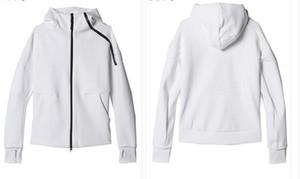 201 new brand Z.N.E hoody men's sports Suits Black White Tracksuits hooded jacket Men women Windbreaker Zipper sportwear Fashion ZNE hoodys