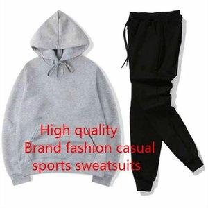 Designer Tracksuit Men Luxury Sweat Suits Autumn Brand Women Jogger Suits Jacket + Pants Sets Sporting woman Suit Hip Hop Sets High Quality