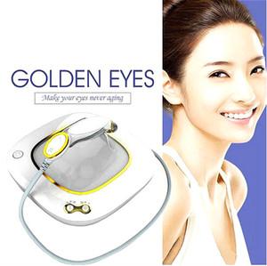 2020 New Arrival Olhos dourados eliminar rugas beleza por cuidar dos olhos e Ark círculos rugas remoção RF Eye Massager Equipamento