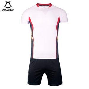 SANLIANSAN Çabuk kuru Badminton spor kıyafetleri Bayan / Erkek, Masa tenisi kıyafetleri, Tenis takımı, Tenis kıyafetleri, badminton kıyafet setleri