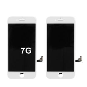 Venta caliente original del teléfono celular digitalizador original A +++ LCD para IPhone 7, pantalla de montaje del digitizador LCD para iPhone de reemplazo de vidrio 7