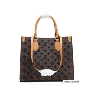 top ONTHEGO M44569 WOMEN designer luxury handbags purses Cross Body Clutch shopping messenger Shopping bag shoulder bag Totes Cosmetic Bag
