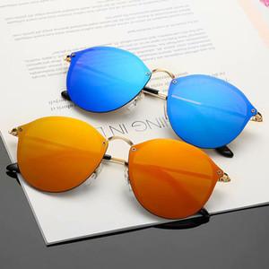 2020 حار رجل إمرأة نظارات شمس للرجال والنساء إبهار اللون عين القط نظارات شمسية نظارات الرياضة القيادة ركوب الدراجات النظارات الشمسية