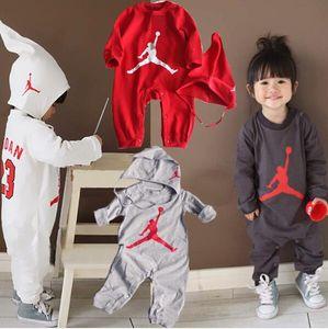 0-24 M Karikatür Bebek Romper Spirng Sonbahar Uzun Kollu Erkek Bebek Kız Romper Bebek Sıcak Tulum Çocuklar Pamuk bebek Giysileri AAAA03