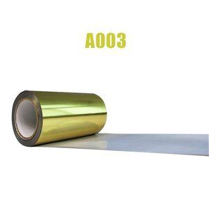 Free shipping 1 sheet 25cmx100cm Metallic Gold hologram Heat Transfer Vinyl Heat Press Machine T-shirt Iron On HTV Printing