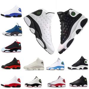 Top 13 13s Uomini scarpe da basket Bred Flints Storia 11 11s quota di volo XIII Sport Shoes progettisti Atletica Sneakers US5.5-13