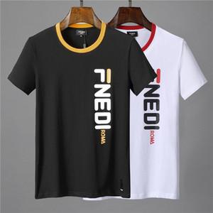 Мужская дизайн футболка летний бренд дышащий свободные футболки мужчины и женщины Stussy бренд хип-хоп уличная одежда топы роскошные тройник
