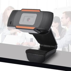 720P 1080P Webcam USB 2.0 HD Camera With Web Camera For Computer Network Live Camera Free Drive USB Cam
