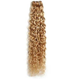 "Ombre Brazilian Water Wave P27 613 Two Tone Human Hairy Extensions Weave Bundles Auburn Remy Hair 12 ""-24"" 1 Bundly"