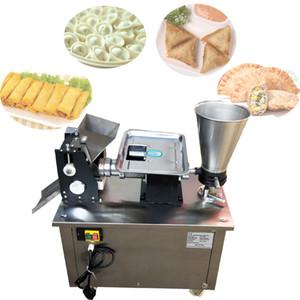 2020 vente chaude 110V Machine Dumpling Samosa machine de fabrication de 4800pcs de fabricant de Automatique / h Acier inoxydable Boulette emballage Machine 2500W