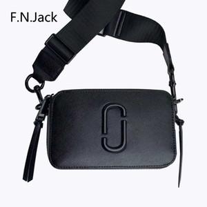 2019 Moda bolsas últimas bolsillo plano de los bolsos de hombro del mensajero del bolso de cuero con cremallera de las mujeres