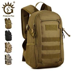 12L Tactical MOLLE Backpack Crianças Waterproof Mini Mochila crianças Caminhadas Camping Esporte Viagem Mochilas Mochila