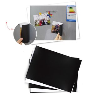 Bitimes Magnetic Printing Paper A4 Size 210mm*297mm Diy Picture Photo Fridge Refrigerator Magnets Sticker 6 Pieces lot Q190529