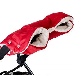 Gants poussette, coupe-vent, imperméable à la main Muff, antigels et moufles respirantes pour Buggy Pram / Pushchair.Ideal pour les parents à garder au chaud