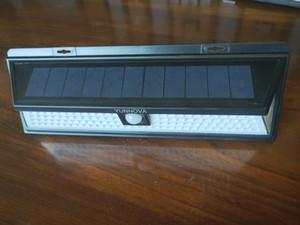 YUNNOVA 118 LED Güneş Hareket Sensörü Işık Açık 3 Modları Kablosuz Süper Parlak Su geçirmez Güneş Taşkın Night Lights Avlu Yard Güverte için