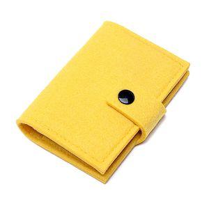 2020 d'embrayage Portefeuille en crédit carte d'identité Porte-bourse mince paquet de carte Tirelire Sac pochette des femmes d'affaires Nom réel en cuir Card Case 77