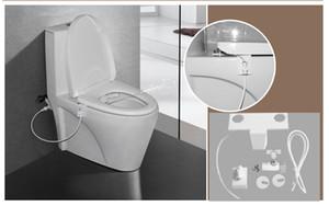 Non elettrico Bidet sedile del water auto-pulizia ugello acqua bidet WC spruzzatore