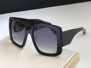 상자 새로운 패션 여성 선글라스 CATWAIK 큰 사각형 프레임 고글 최고 품질의 자외선 보호 안경 인기있는 아방가르드 스타일의 POWER 2