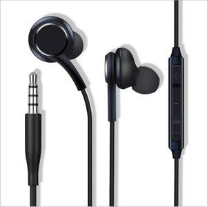 AKG-IG9550 سماعات أذن لسامسونج جالاكسي S7 S6 S8 زائد 3.5 ملم في الأذن سماعة مع التحكم في مستوى الصوت