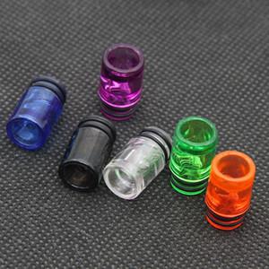 510 ponta do GIRAR para o atomizador de RTA sistema do reenchimento de 24mm Top 810 pontas do gotejamento de 3.5ml tubo de vidro de 5ml DHL frete grátis