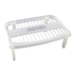 Rack-Sink stapelbare Brett Organizer Folding Fach Küchen Brett Schüssel-Speicher-Halter Home Storage-Halter ablassen