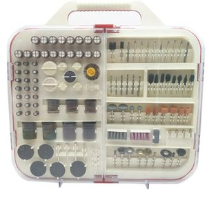249Pcs Rotary Tool Accessories Grinding Polishing Drilling Kits for Cutting Grinding Sanding Carving and Polishinarving
