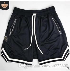 Yaz ince örgü spor şort erkek kas kardeşler koşu basketbol eğitimi nefes spor beş puan pantolon üreticileri doğrudan sa