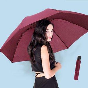 코트 야드 양산 감다 8 뼈 세 접이식 우산 안티 UV 우산 양산 휴대용 정원 야외